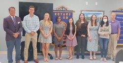 2021 Rotary Scholarships