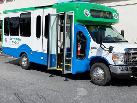 Kershaw Connect Bus
