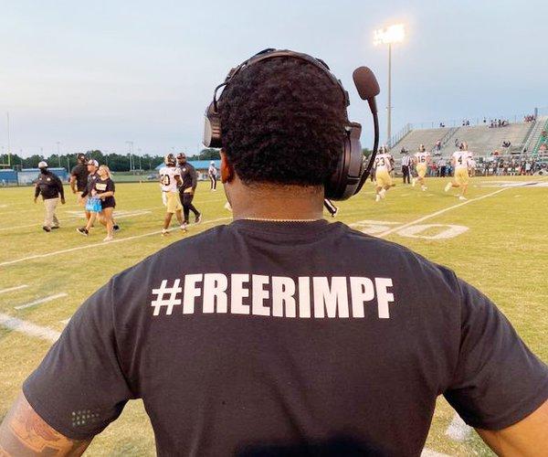 FreeRimpf T-shirt