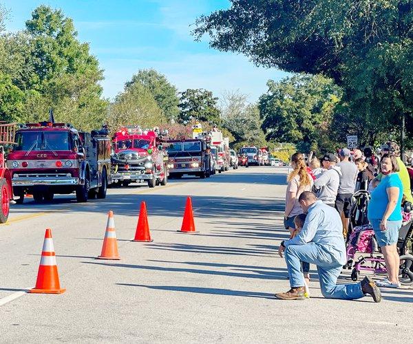 Fire Fest Parade