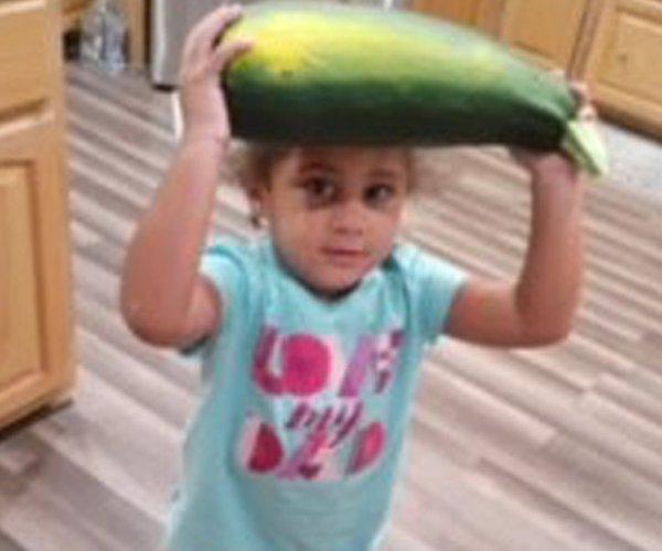 Vegetable Kid
