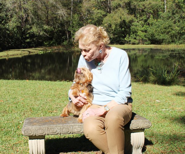 Joy Scully and Angel - Pond 101521